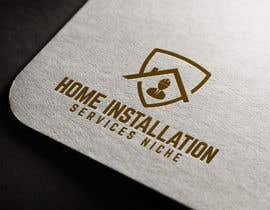 #476 pentru Home Installation Contractors Logo de către farhana6akter