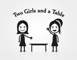 #35 untuk Design a Logo for Two Girls and a Table oleh mwa260387