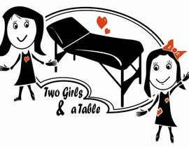 biyenna tarafından Design a Logo for Two Girls and a Table için no 24