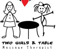 #4 untuk Design a Logo for Two Girls and a Table oleh ExtraMemory