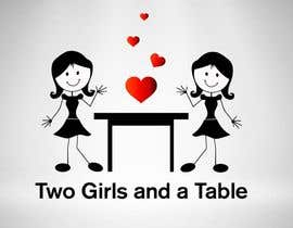 #31 untuk Design a Logo for Two Girls and a Table oleh rajibdu02