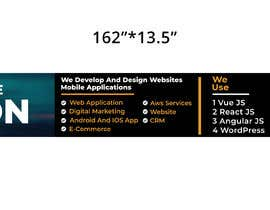 #20 for Create banner for my company. by shagor1111