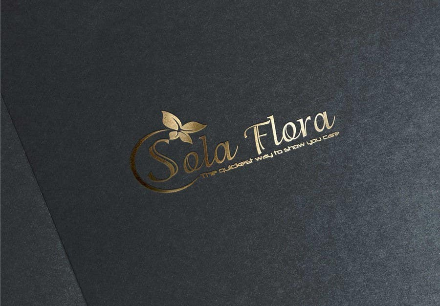 Inscrição nº 80 do Concurso para Design a Logo for flower shop called sola flora