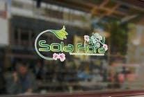 Graphic Design Konkurrenceindlæg #130 for Design a Logo for flower shop called sola flora