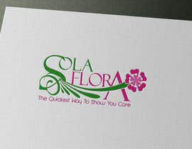 #57 cho Design a Logo for flower shop called sola flora bởi ayubouhait