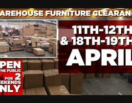 #11 for Create a Video for Warehouse Furniture Clearance af arrecife1969