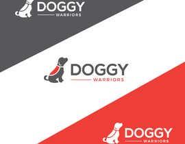 #611 for DoggyWarriors Logo Contest by creativelogo08