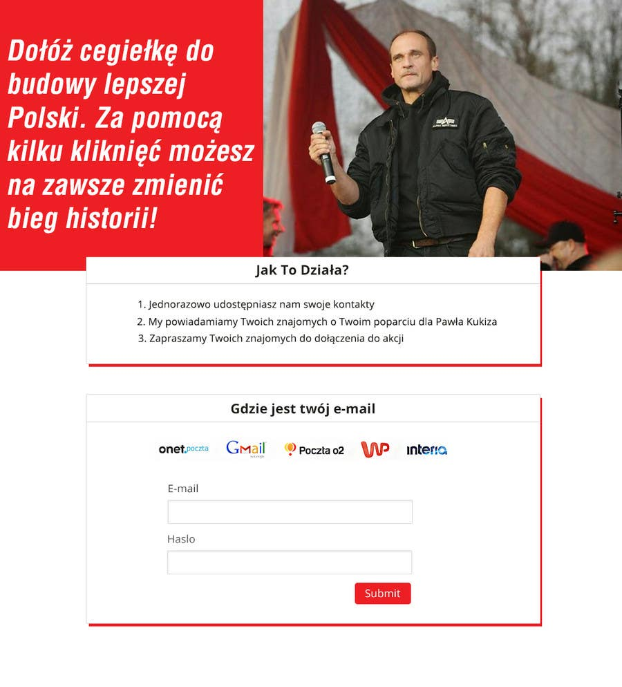 Contest Entry #                                        4                                      for                                         Design a simple, 1.5 page website