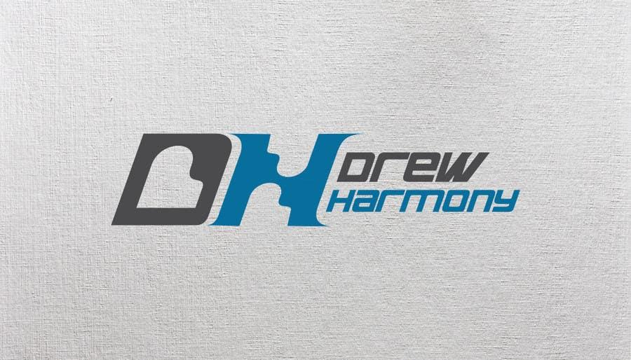 "Konkurrenceindlæg #                                        71                                      for                                         Design a Logo for My Name ""Drew Harmony"""