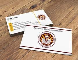 #114 untuk business card /header oleh mdmirazhossa3