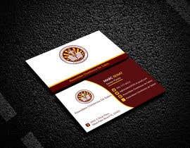 #109 untuk business card /header oleh Tazny