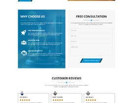 #58 untuk Web Design for an Attorney oleh yasirmehmood490