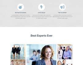 #18 untuk Web Design for an Attorney oleh freelancerasraf4