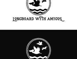 "#216 cho Logo for ""Longboard With Amigos"" (surf company) bởi imranislamanik"