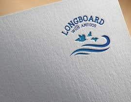 "#196 cho Logo for ""Longboard With Amigos"" (surf company) bởi rbnakib66"