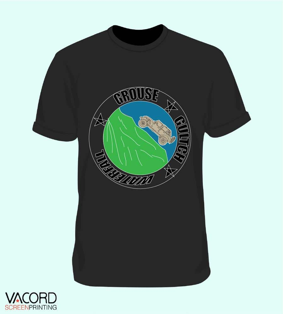 Konkurrenceindlæg #                                        23                                      for                                         Design for an event tee shirt