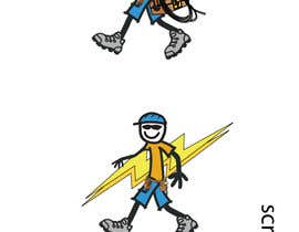#22 for Electrician Solar Guy Graphic (Multiple Winners!) by niloysahapranta