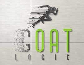 Med0oo tarafından Logo for the supplement company G.O.A.T Logic için no 267