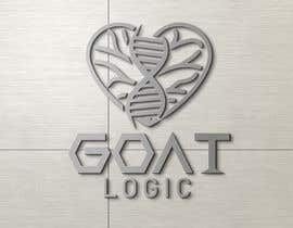 #312 for Logo for the supplement company G.O.A.T Logic af Tmahedi11