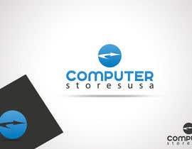 Nro 17 kilpailuun Design a Logo for computerstoresusa.com käyttäjältä wahed14