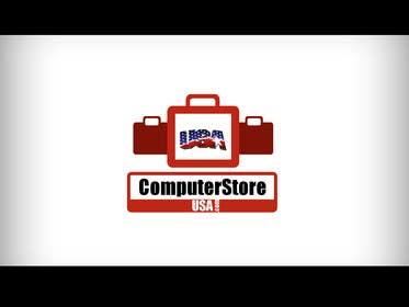 Nro 29 kilpailuun Design a Logo for computerstoresusa.com käyttäjältä Nihadricci