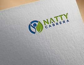 #25 for Minimalist modern logo design for Natty Cabrera personal brand by pixxelart7