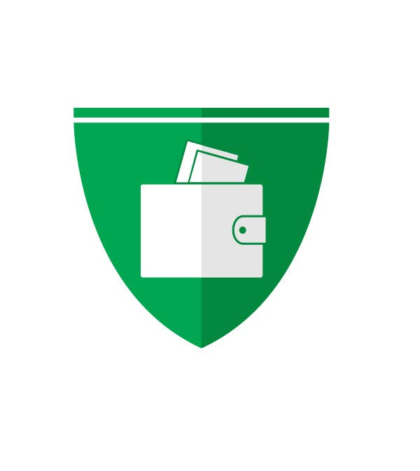 Konkurrenceindlæg #                                        25                                      for                                         Design a Logo for moneybackwallet.com