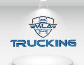 mf0818592 tarafından Trucking Company logo için no 239