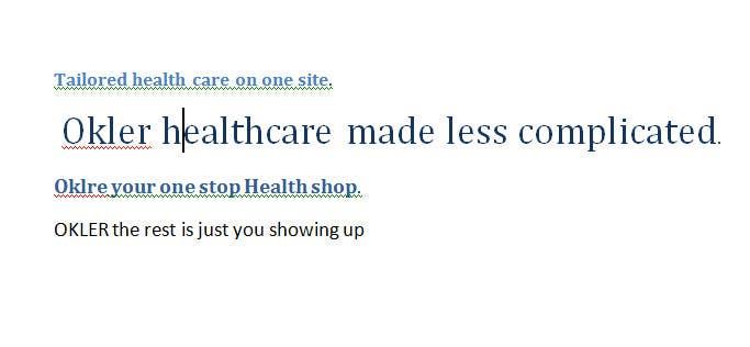 Konkurrenceindlæg #339 for Write a tag line/slogan for eCommerce website.