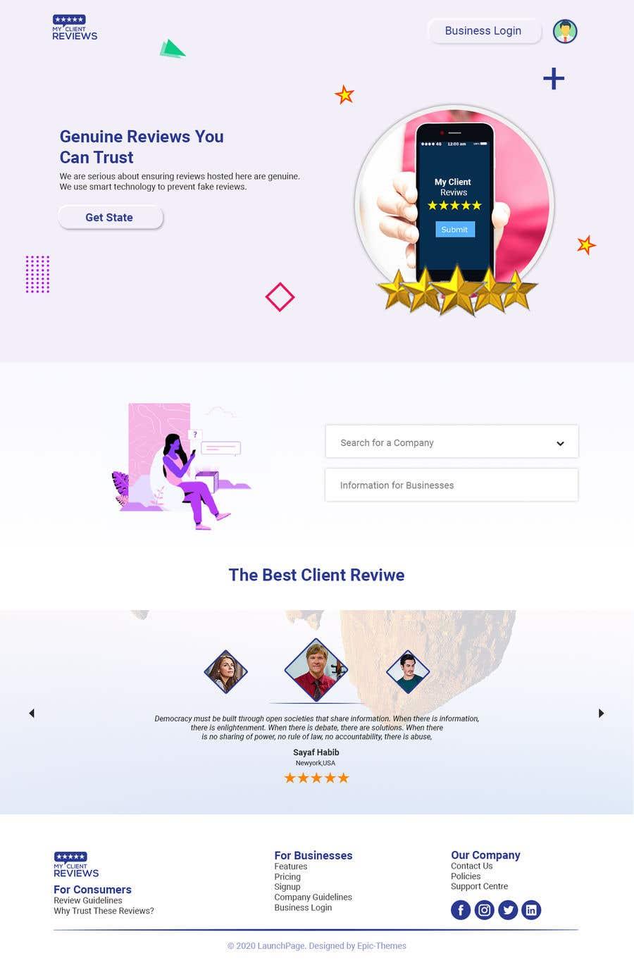 """Intrarea #                                        32                                      pentru concursul """"                                        Website Design Concept and Graphics                                     """""""