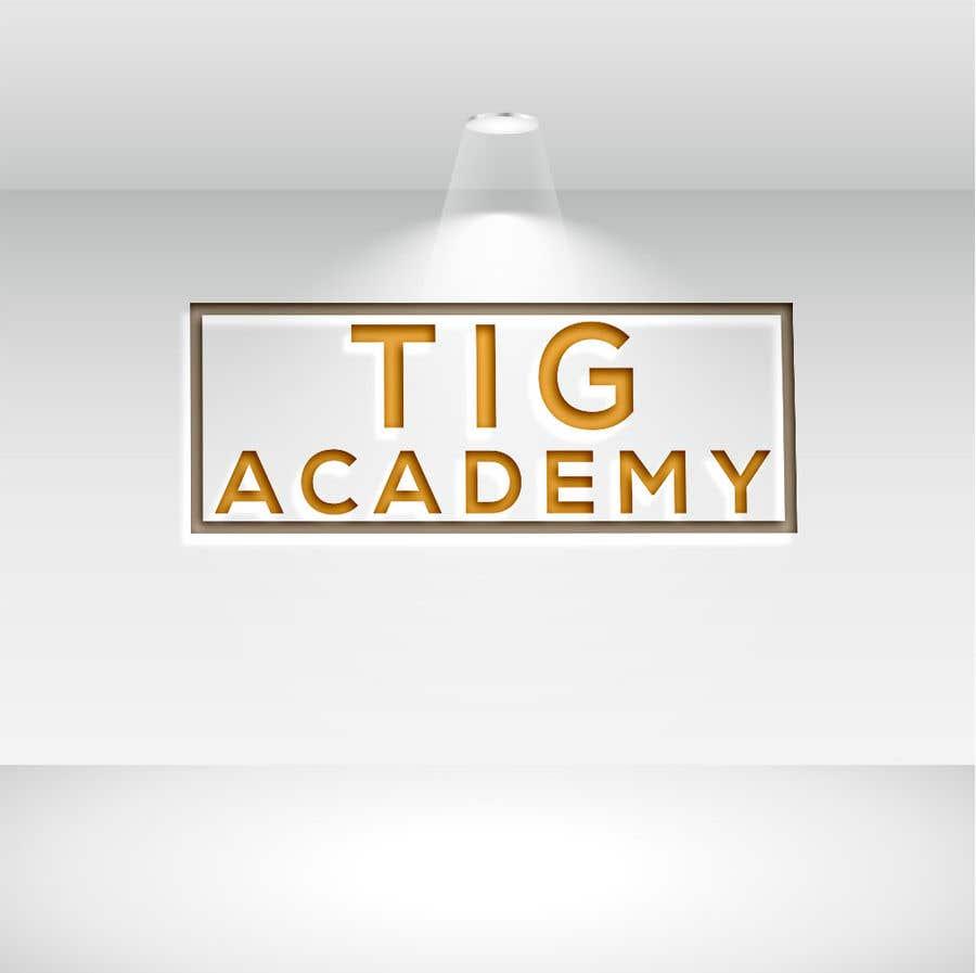 Penyertaan Peraduan #                                        41                                      untuk                                         Logo for online TIG welding company