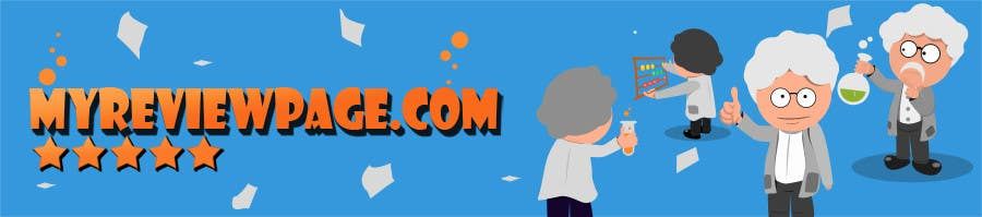 Contest Entry #                                        11                                      for                                         Design a Banner for MyReviewPage.com