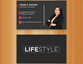 mottakim7550 tarafından Claudia Savedra - Business Card Design için no 135
