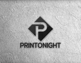 "#249 para Need Logo for Print On Demand Ecommerce Company ""Printonight"" por salmaajter38"