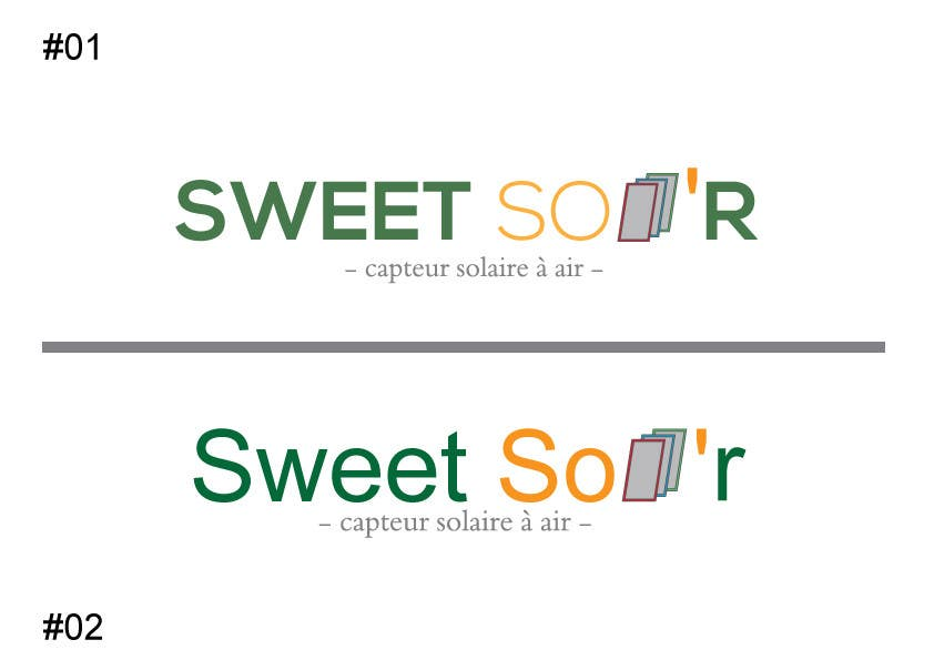 Contest Entry #                                        110                                      for                                         Design a Logo for Sweet Sol'r