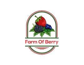 #79 for Logo design for Farm of Berry (blackberry blueberry strawberry) by sharminnaharm