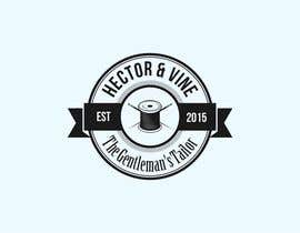 #10 for Design a Logo for Hector & Vine, The Gentlemen's Tailor af ana984
