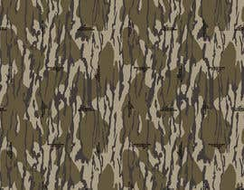#208 for Incorporate company logo into a Camo pattern. - 24/02/2021 08:44 EST af agusaden178