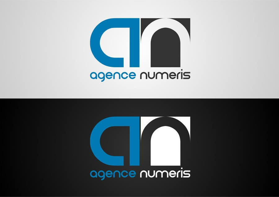 Contest Entry #                                        52                                      for                                         Create logo for Agence Numeris