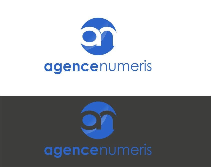 Contest Entry #                                        22                                      for                                         Create logo for Agence Numeris