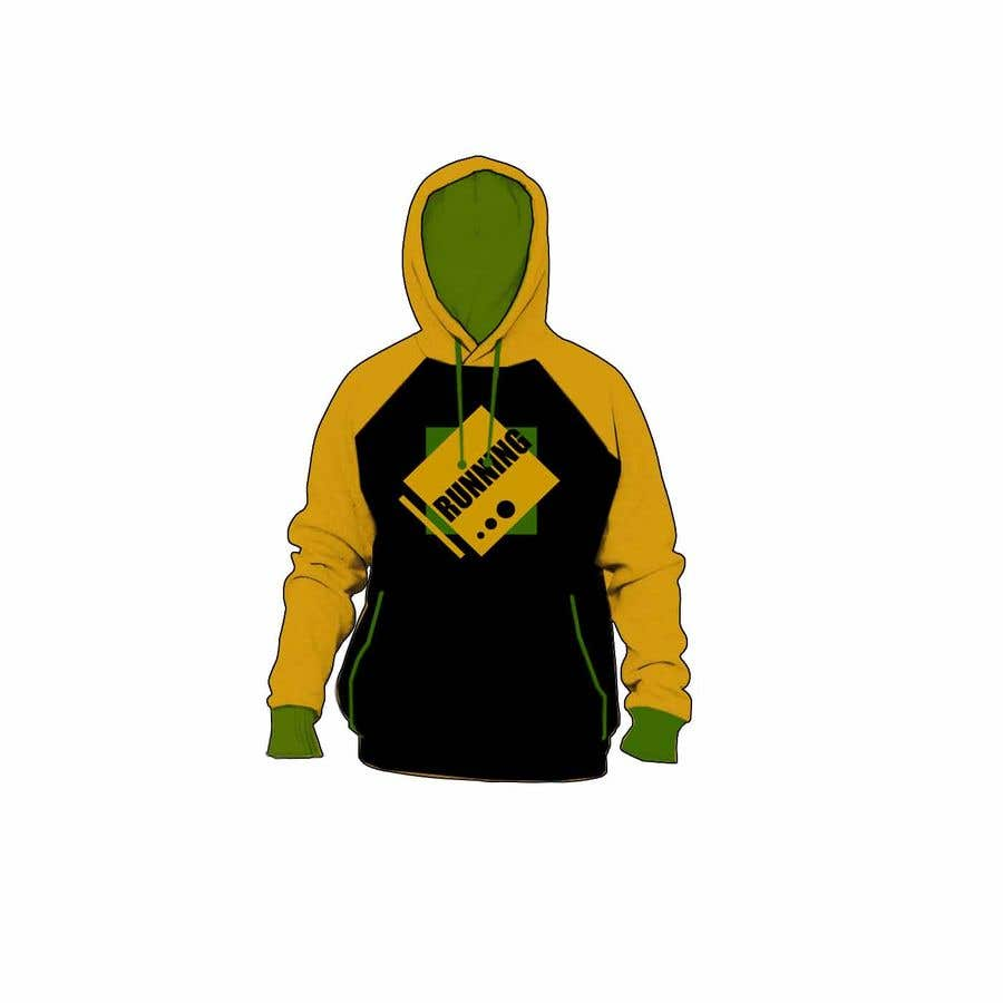 Contest Entry #                                        5                                      for                                         active wear line with a theme of black, yellow and green.