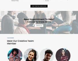 Nro 69 kilpailuun Create a website käyttäjältä freelancermonir9