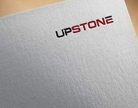 Nro 21 kilpailuun I want to create a logo for my company which us called Upstone as well as a powerpoint slide template using the colours and logo as described käyttäjältä ayubkhanstudio