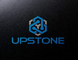 Nro 82 kilpailuun I want to create a logo for my company which us called Upstone as well as a powerpoint slide template using the colours and logo as described käyttäjältä nu5167256