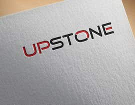 Nro 6 kilpailuun I want to create a logo for my company which us called Upstone as well as a powerpoint slide template using the colours and logo as described käyttäjältä realzitazizul