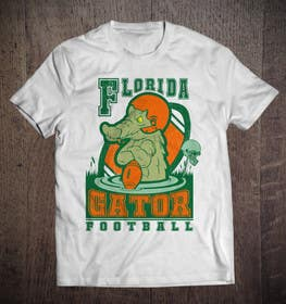 #48 cho Design a T-Shirt for ( Florida Gator Football ) bởi drrazen