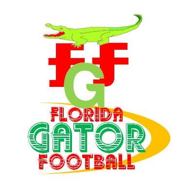 Contest Entry #                                        55                                      for                                         Design a T-Shirt for ( Florida Gator Football )