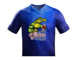 #62 para Design a T-Shirt for ( Florida Gator Football ) por classiq