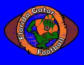 #31 para Design a T-Shirt for ( Florida Gator Football ) por manikmoon