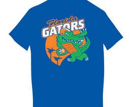 #56 para Design a T-Shirt for ( Florida Gator Football ) por tjayart
